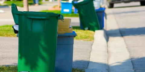 To Prepare for Curbside Trash Collection, Follow These 4 Tips, Dover, Arkansas