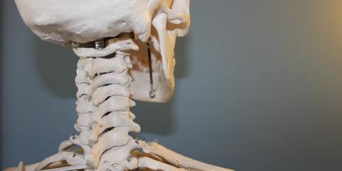 5 Easy Exercises for Neck Pain Chiropractic Relief, Union, Ohio