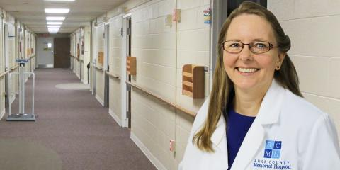 RCMH Welcomes Primary Care Provider, Dr. Armstrong, Ladysmith, Wisconsin