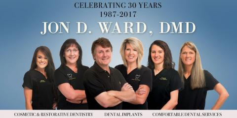 Jon D. Ward, DMD, Dentists, Health and Beauty, Andalusia, Alabama