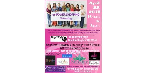 ALIVE Fundraiser FUN!!, Maryland Heights, Missouri