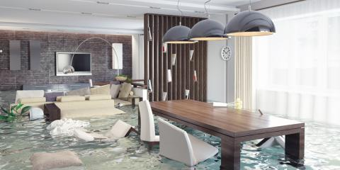 Drain Service Shares 3 Steps to Take if Your House Floods, Watertown, Connecticut