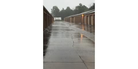 Watch this short video to see the excellent drainage at Stop-N-Stor Self Storage Centers, Northwood, Ohio