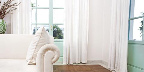 3 Ways to Improve Your Home with Custom Drapes, Palmer, Alaska