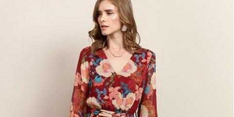 3 Reasons Every Woman Should Own a Bold-Print Dress, Florissant, Missouri