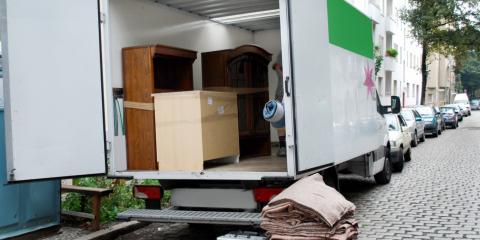 3 Tips for Storing Furniture, De Witt, New York