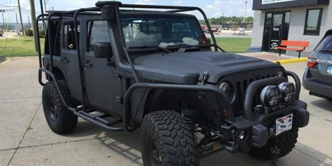 5 Snow Driving Tips From Cincinnati's Leading Off-Road Accessories Dealer, Miami, Ohio