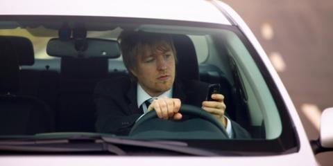 How Texting & Driving Impacts Driver Safety, Fairfield, Ohio