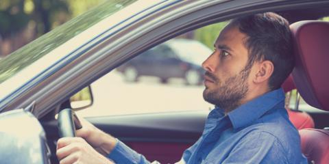 Driving School Tips to Relieve Anxiety While Driving, Covington, Kentucky