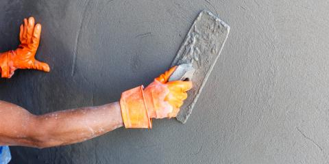 What to Know About Concrete, Anchorage, Alaska