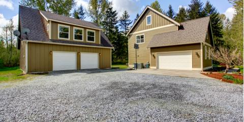 Top 5 Tips For Driveway Gravel Maintenance, Eagle, Ohio