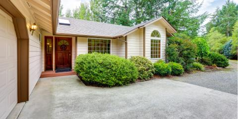 5 Ways to Repair Your Concrete Driveway, High Point, North Carolina