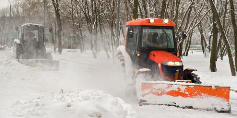 3 Reasons to Hire Snow Removal Professionals to Clear Driveways & Roads, Northville, New York