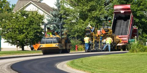 3 Signs You Should Replace Your Asphalt Driveway, Thomasville, North Carolina