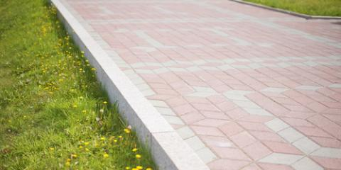 Should You Use Paver Stones or Natural Flagstone for Hardscaping?, Henrietta, New York