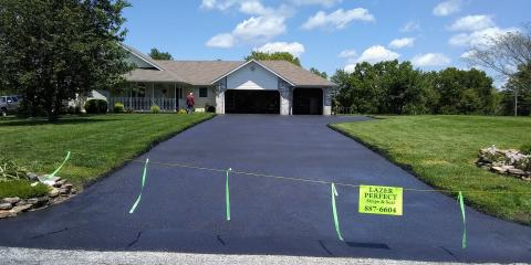 Seal coating? YES! Your driveway will thank us later!, Nixa, Missouri