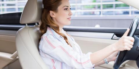 3 Tips for Maintaining Proper Driving Posture, Cincinnati, Ohio