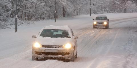 3 Tips for Avoiding Winter Auto Accidents, Roanoke, Virginia