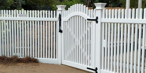5 Major Benefits of a Vinyl Fence, Greensboro, North Carolina
