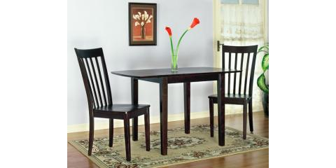 DROP LEAF DINING TABLE & 2 CHAIRS-$262, St. Louis, Missouri