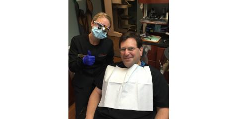Even Your Dentist Gets His Teeth Cleaned, Brookline, Massachusetts