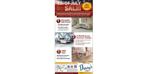 4th of July Sale!, Fountain, Minnesota