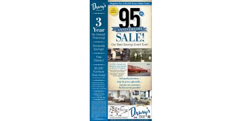 95th Anniversary Sale!, Fountain, Minnesota