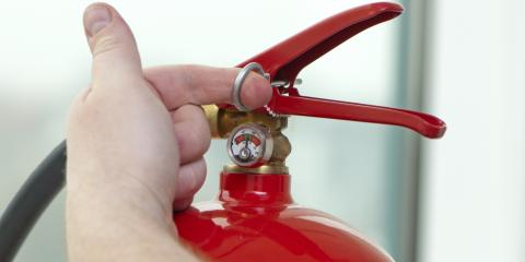 How to Prevent Fires in the Workplace, Scarsdale, New York