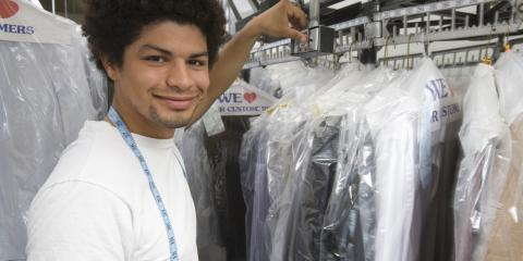 What Does a Dry Cleaning Service Do?, Manhattan, New York