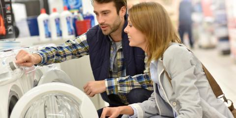 How to Choose the Best Washer and Dryer for Your Home, Tanner Williams, Alabama