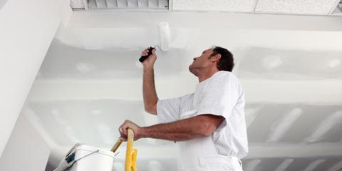 Drywall Contractor Explains History of Drywall, Litaker, North Carolina