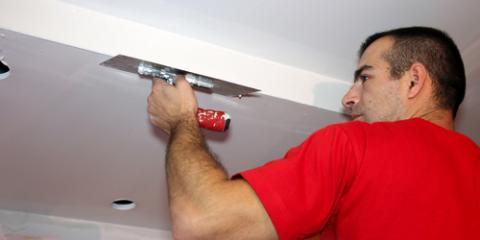 3 Reasons Textured Ceiling Removal Requires Professional Help, Perinton, New York