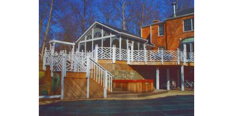 Restore Your Wood's Natural Beauty With The PressureLess™ Deck Cleaning System, Gaithersburg, Maryland