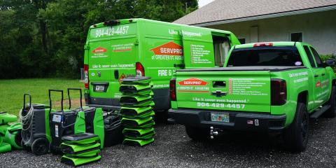SERVPRO of Greater St Augustine, St. Augustine, Florida