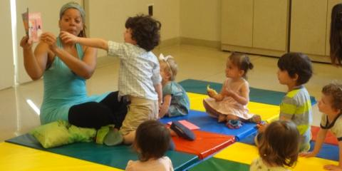 """Running Out of Things to Do With The Kids? Bring Them to """"Story Time"""" at The Museum of Jewish Heritage!, Manhattan, New York"""