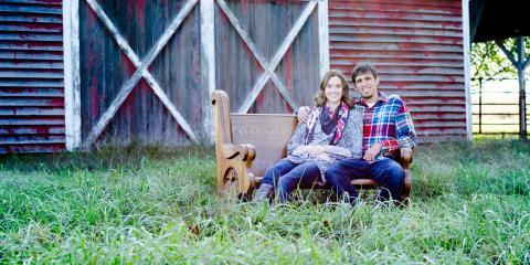 It's #WeddingWednesday and We're Celebrating Lauren and Aaron!! , Gibsonville, North Carolina