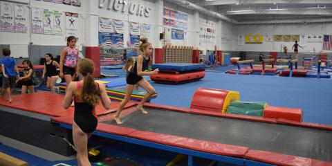 Fall Gymnastics is Coming (September 6th), ,