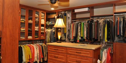 Fresh Closet Design Trends for 2017, Columbia, Missouri