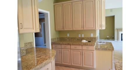Painting kitchen cabinets in amberley village anderson for Anderson kitchen cabinets