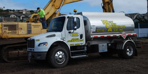 West Oahu Aggregate Co Inc, Concrete Supplier, Services, Honolulu, Hawaii