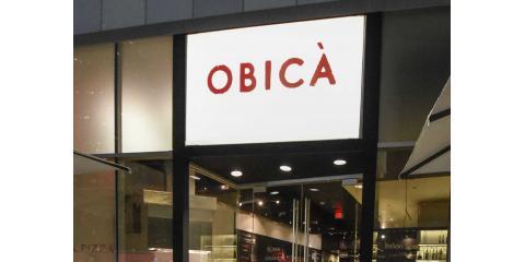 Obica Mozzarella Bar, Italian Restaurants, Restaurants and Food, Los Angeles, California
