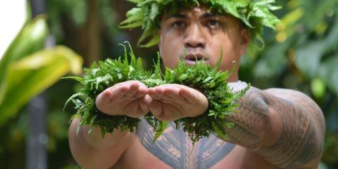 Celerbrate Hawaiian Culture at the Annual Waimea Valley Makahiki Festival & Ke 'Alohi Hula Competition, Koolauloa, Hawaii