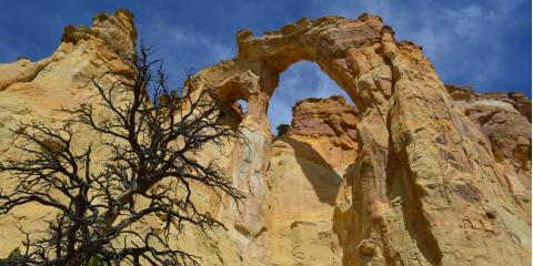 Grosvenor Arch, Page, Arizona