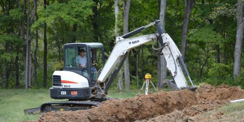 5 Projects That Require an Excavation Contractor, Waterloo, Illinois