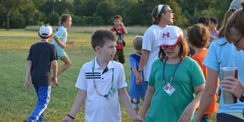 Anxiety About Attending Camp, Bowie, Texas