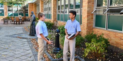Saint Joseph High School Open House on October 20!, Metuchen, New Jersey