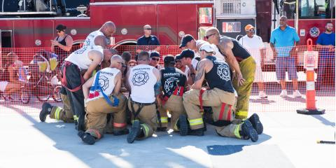 Learn About the Charities Hunks and Ladders Supports, Dayton, Ohio
