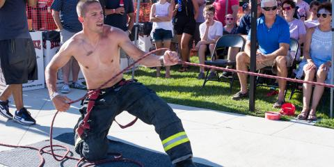 3 Reasons to Join the Hunks and Ladders Charity Calendar, Dayton, Ohio