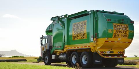 Oahu's Leading Disposal Service Celebrates 50 Years , Honolulu, Hawaii
