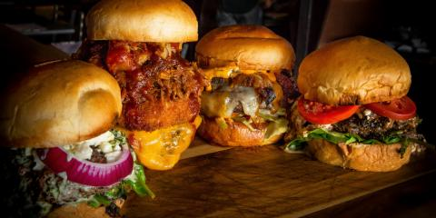 Rochester's Top Gastropub Serves Up Unforgettable Clutch Burgers, Greece, New York